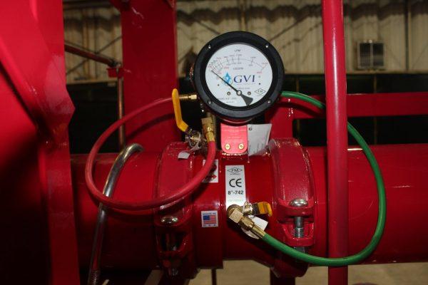 Flowmeter GVI 5 polegadas 300 libras